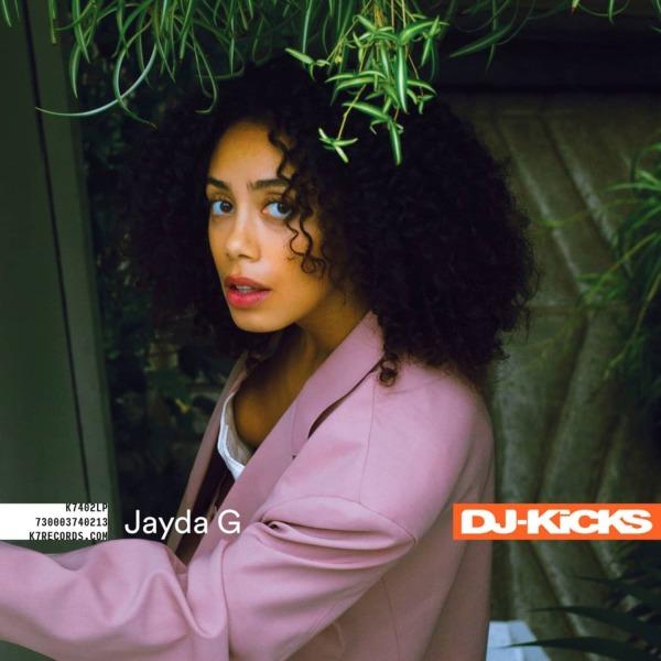 Jayda G - DJ Kicks (Ltd. transp. Orange Vinyl 2LP)