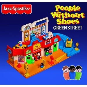 Jazz Spastiks & People Without Shoes - Green Street (Black Vinyl Edition 2LP)