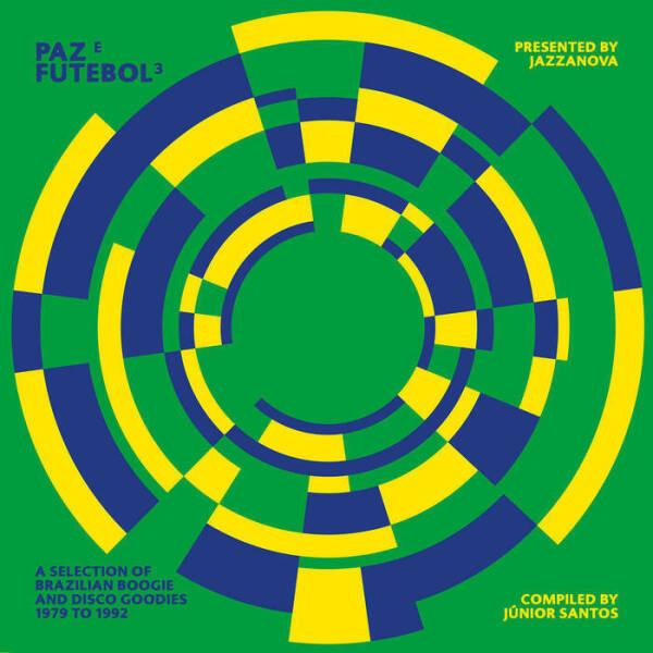 Jazzanova / Various Artists - Paz e futebol 3