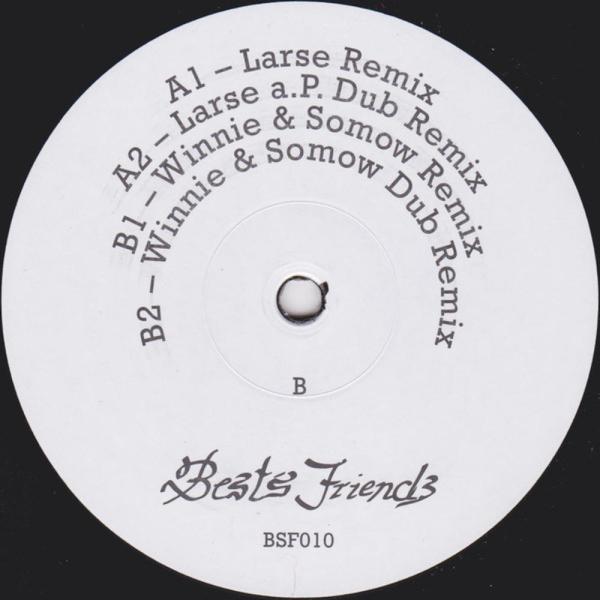 Jazzanova - I'm Still Here Remixes (Back)