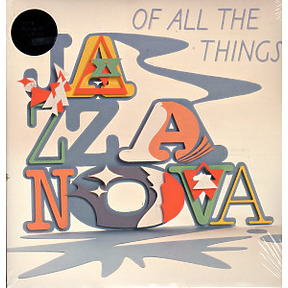 Jazzanova - Of All the Things (Deluxe 3LP reissue)