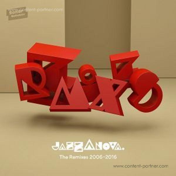 Jazzanova - The Remixes 2006-2016 (2LP Red)