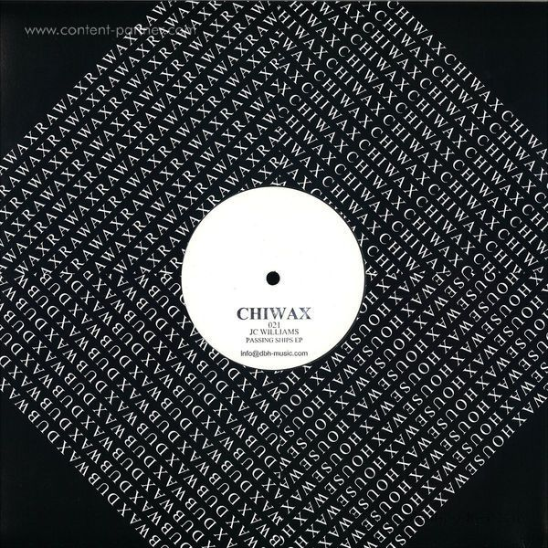 Jc Williams - Passing Ships Ep (Back)