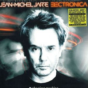 Jean-Michel Jarre - Electronica 1: The Time Machine (2LP)