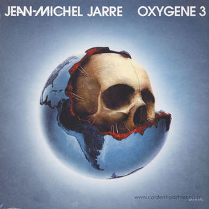 Jean-Michel Jarre - Oxygene 3 (LP)