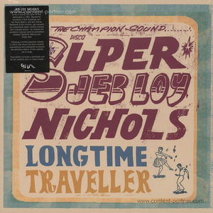 Jeb Loy Nichols - Long Time Traveller (LP + MP3)