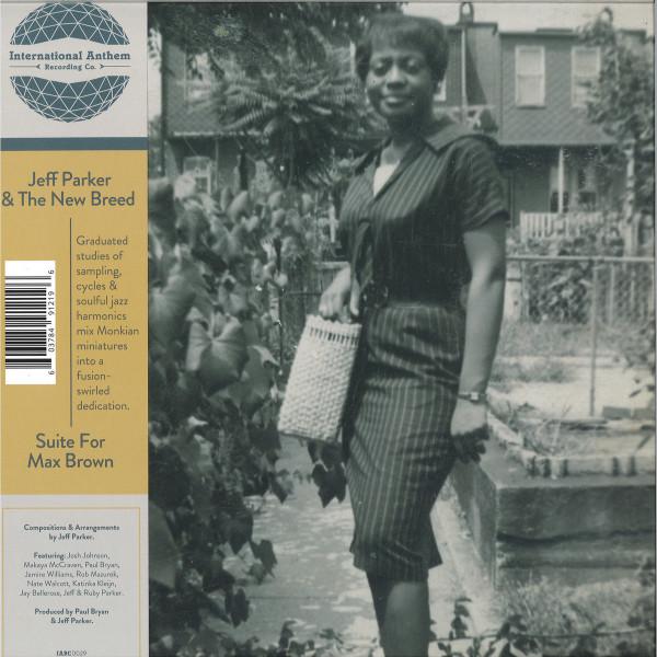 Jeff Parker - Suite for Max Brown (Vinyl LP)