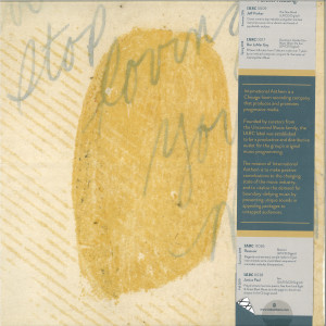 Jeff Parker - Suite for Max Brown (Vinyl LP) (Back)
