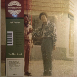 Jeff Parker - The New Breed (Vinyl LP)