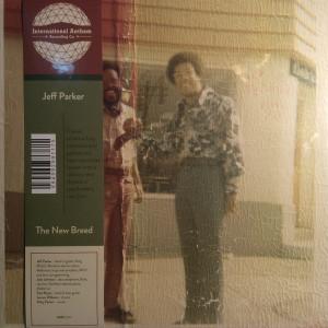 Jeff Parker - The New Breed (Vinyl LP)