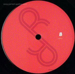 Jeff Samuel - Who's Gonna Do It EP (180g / Vinyl Only)