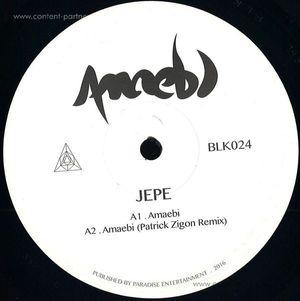 Jepe - Amaebi - Incl. Joel Alter, Patrick Zigon....