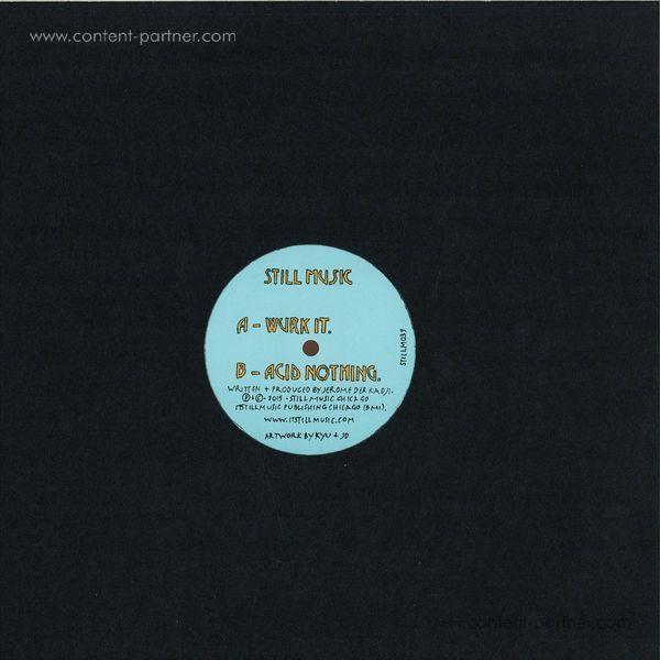 Jerome Derradji - Machine Jacked (Back)