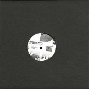 Jerome Hill - Eat The Evidence EP (Back)