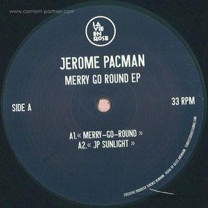 Jerome Pacman - Merry-go-round EP (Incl Livio & Roby Rmx