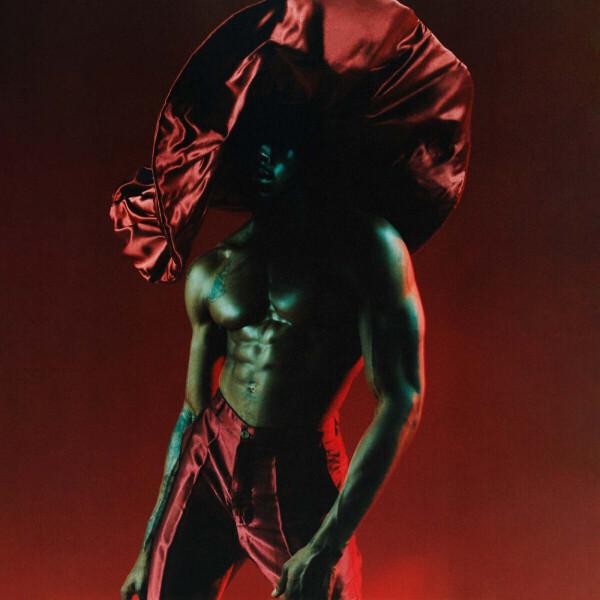 Jerome Thomas - That Secret Sauce (LP Red & Black Marbled Vinyl)