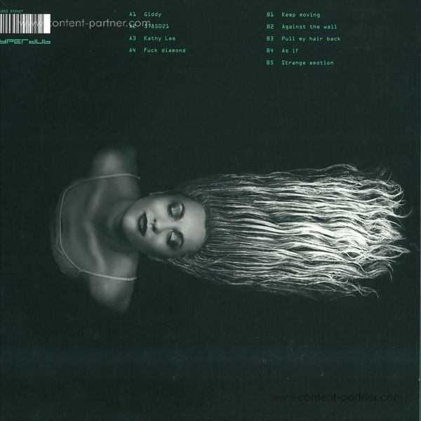 Jessy Lanza - Pull My Hair Back (Back)