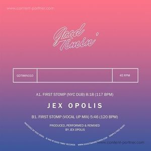 Jex Opolis - First Stomp Remixes