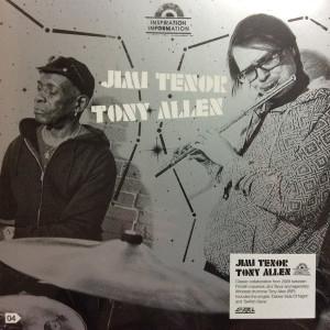 Jimi Tenor / Tony Allen - Inspiration Information (Reissue 2LP)