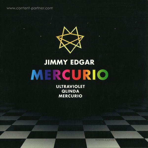 Jimmy Edgar - Mercurio (Back)
