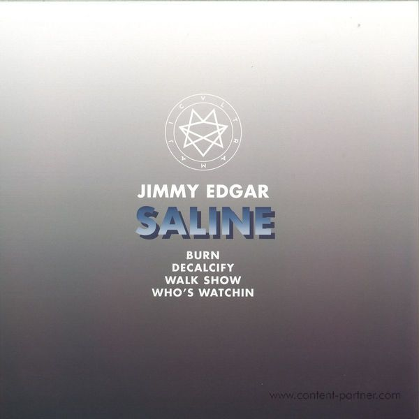 Jimmy Edgar - Saline (Back)