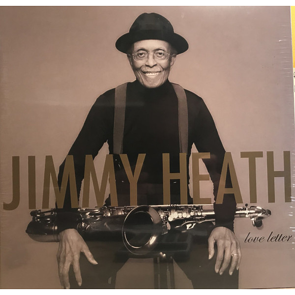 Jimmy Heath - Love Letter (Vinyl LP)