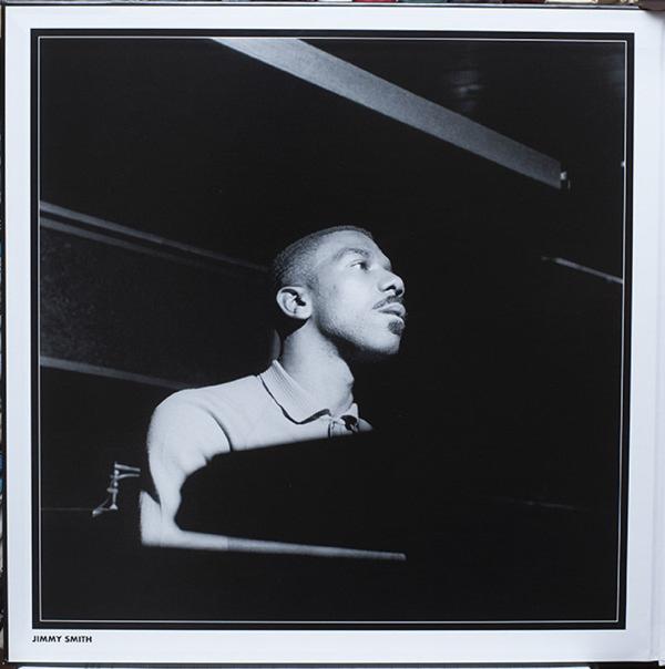Jimmy Smith & Stanley Turrentine - Prayer Meetin' (Tone Poet Vinyl) (Back)