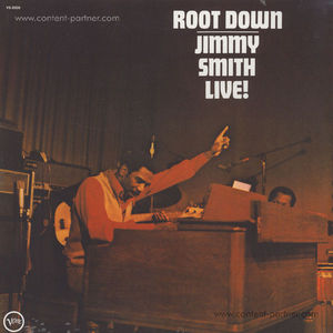 Jimmy Smith - Root Down: Jimmy Smith Live!l (Back To Black Edt.)