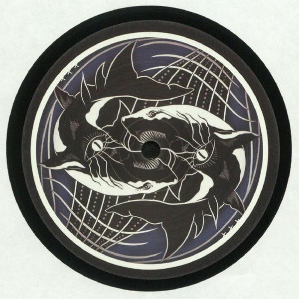J:kenzo - Shark Eye // Asutoraru (Back)