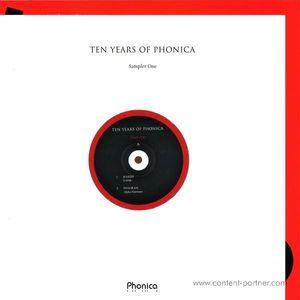 Joakim/ Panoram/ Psychemagik - Ten Years Of Phonica Sampler 1