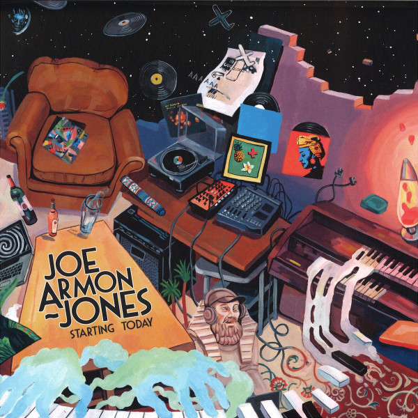 Joe Armon-Jones - Starting Today (Gatefold Reissue LP)