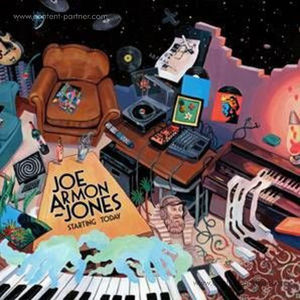 Joe Armon-Jones - Starting Today (LP)