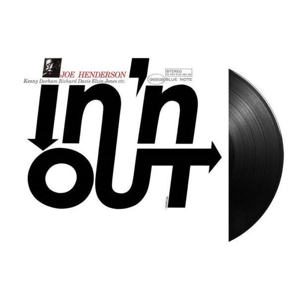 Joe Henderson - In 'N Out (Blue Note 80 Series Reissue)