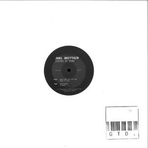 Joel Brittain - States Of Mind EP (Back)
