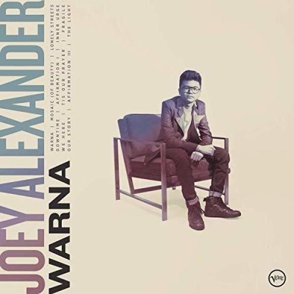 Joey Alexander - WARNA (2LP)