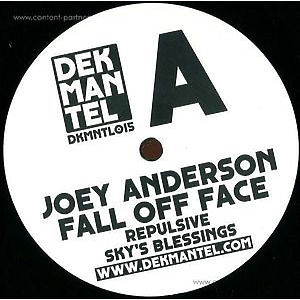 Joey Anderson - Fall Of Face