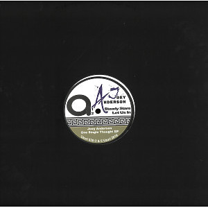 Joey Anderson - One Single Thought (140 gram vinyl 12