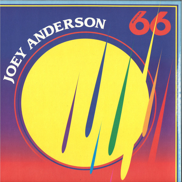 Joey Anderson - Rainbow Doll (2LP)