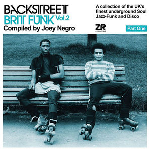 Joey Negro / Various Artists - Backstreet Brit Funk, Vol. 2 - Part 1 (2LP)