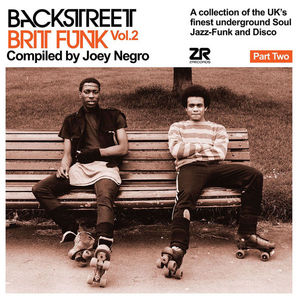 Joey Negro / Various Artists - Backstreet Brit Funk, Vol. 2 - Part 2 (2LP)