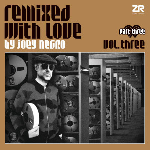 Joey Negro / Various Artists - Remixed With Love, Vol. 3 - Part 3 (2LP)