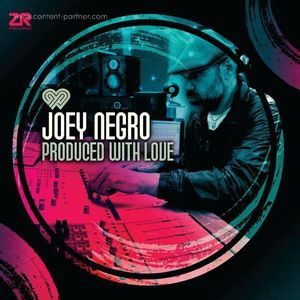 Joey Negro - Produced With Love (3LP)