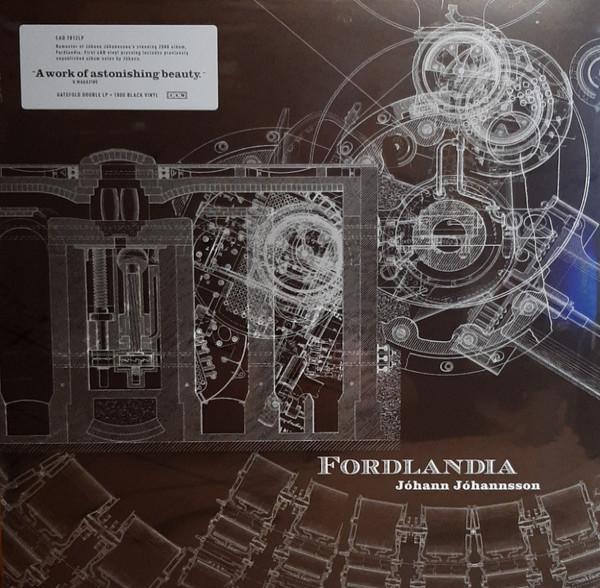 Johann Johannsson - Fordlandia (2LP reissue)