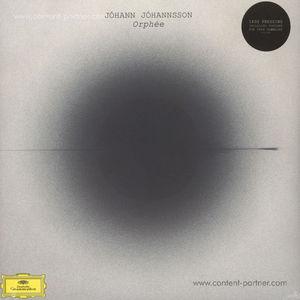 Johann Johannsson - Orphee