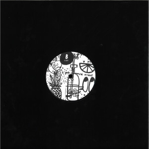 Johannes Albert & Tilman - Alright! EP (Back)