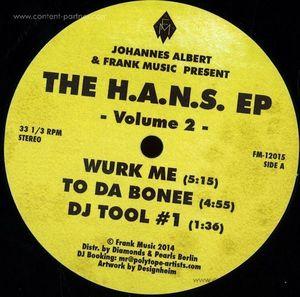 Johannes Albert - The H.A.N.S. EP Vol. 2