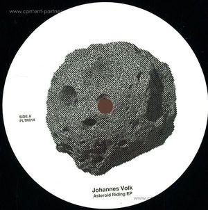 Johannes Volk - Asteroid Riding EP