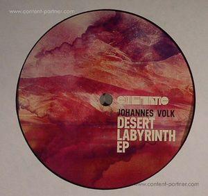 Johannes Volk - Desert Labyrinth Ep