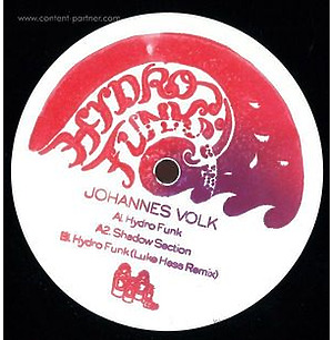 Johannes Volk - Hydrofunk EP