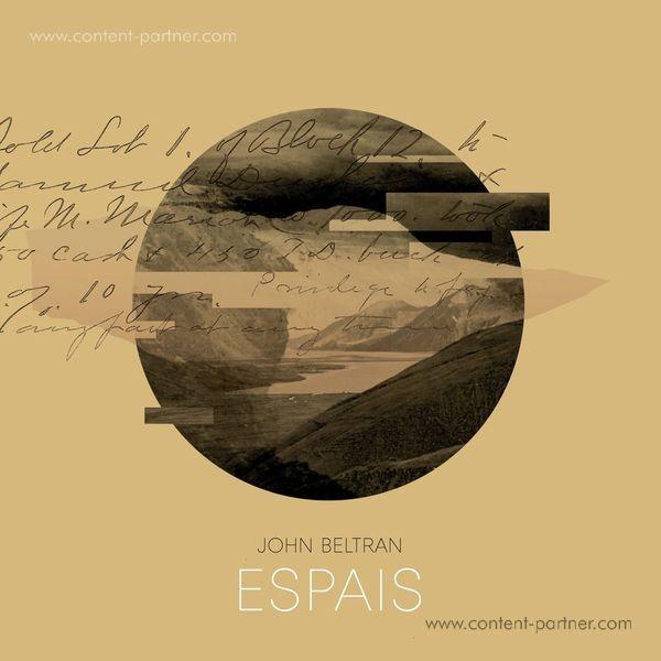 John Beltran - Espais (2LP) (Back)
